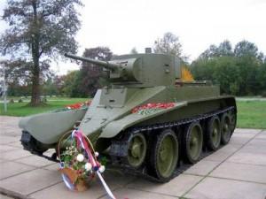 БТ-5 танк