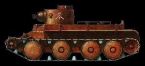 танк Кристи