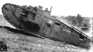 тяжёлый танк Мк-VIII США