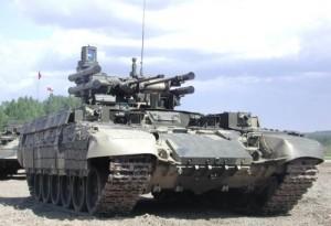 """Боевая машина поддержки танков """"Терминатор"""""""