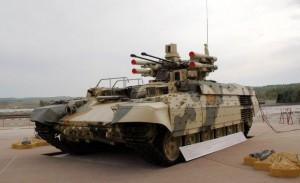 Боевая машина поддержки танков - объект 199
