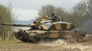 """основной боевой танк Великобритании - FV4034  """"Challenger 2"""""""