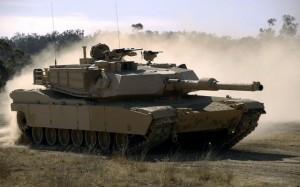 танк М-1 Абрамс