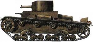 танк ТММ-1