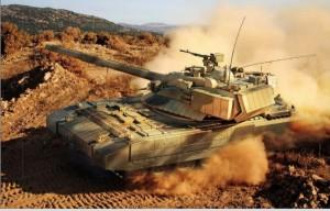 перспективный танк Т-95