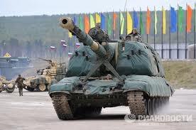 самоходная гаубица 2С19М1