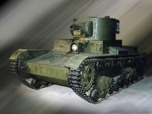 ОТ - 130 Химический (огнемётный) танк