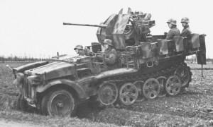 немецкая ЗСУ Sd.Ktz10/4