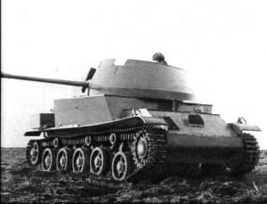 Шведская ЗСУ SGP Anti-II