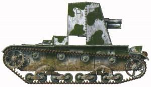 самоходная пушка СУ-26