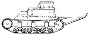 танкетка Т-17