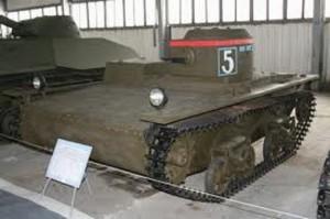малый танк Т-33