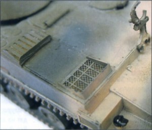 2C3 решётки радиаторов