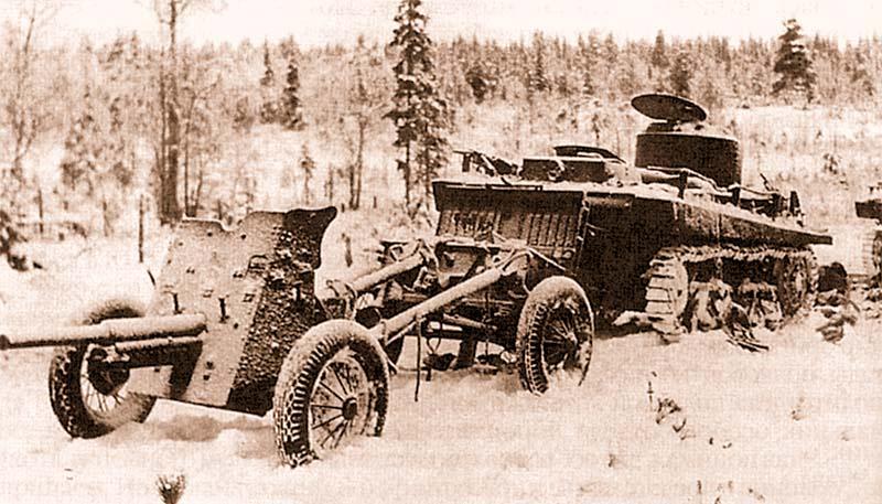 т-37А в финской компании