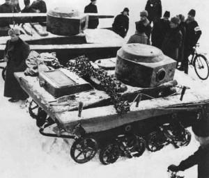Т-37А дизельный