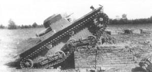 танк Т-38 1937 год