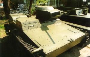 танк Т-38Ш с 20мм пушкой
