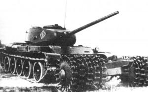 Минный тральщик с тралом ПТ-М 1945 год