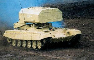 """ТОС-1 """"Буратино"""""""