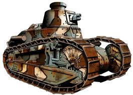 танк Рено ФТ-17