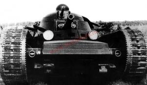 танк Тг на гусеницах