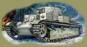Т-28 выпуска 1938 года