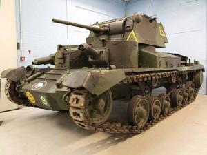 танк Виккерс Мк1 (А9)