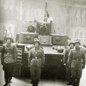танк Т-28. 1937 год