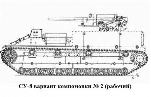 СУ-8 вариант № 2