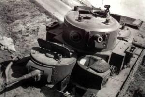 танк Т-35 1936 года выпуска
