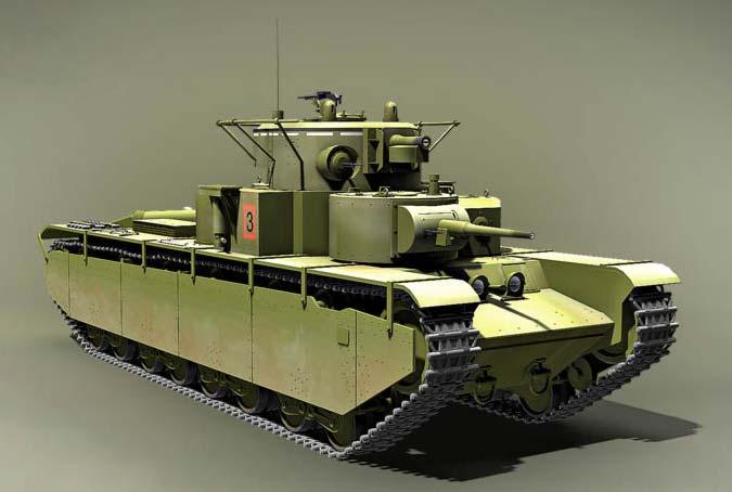 Масштабная модель танка Т-35 | Танки, модели танков, всё о ...