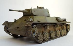 Т-35 модель-копия 1:35