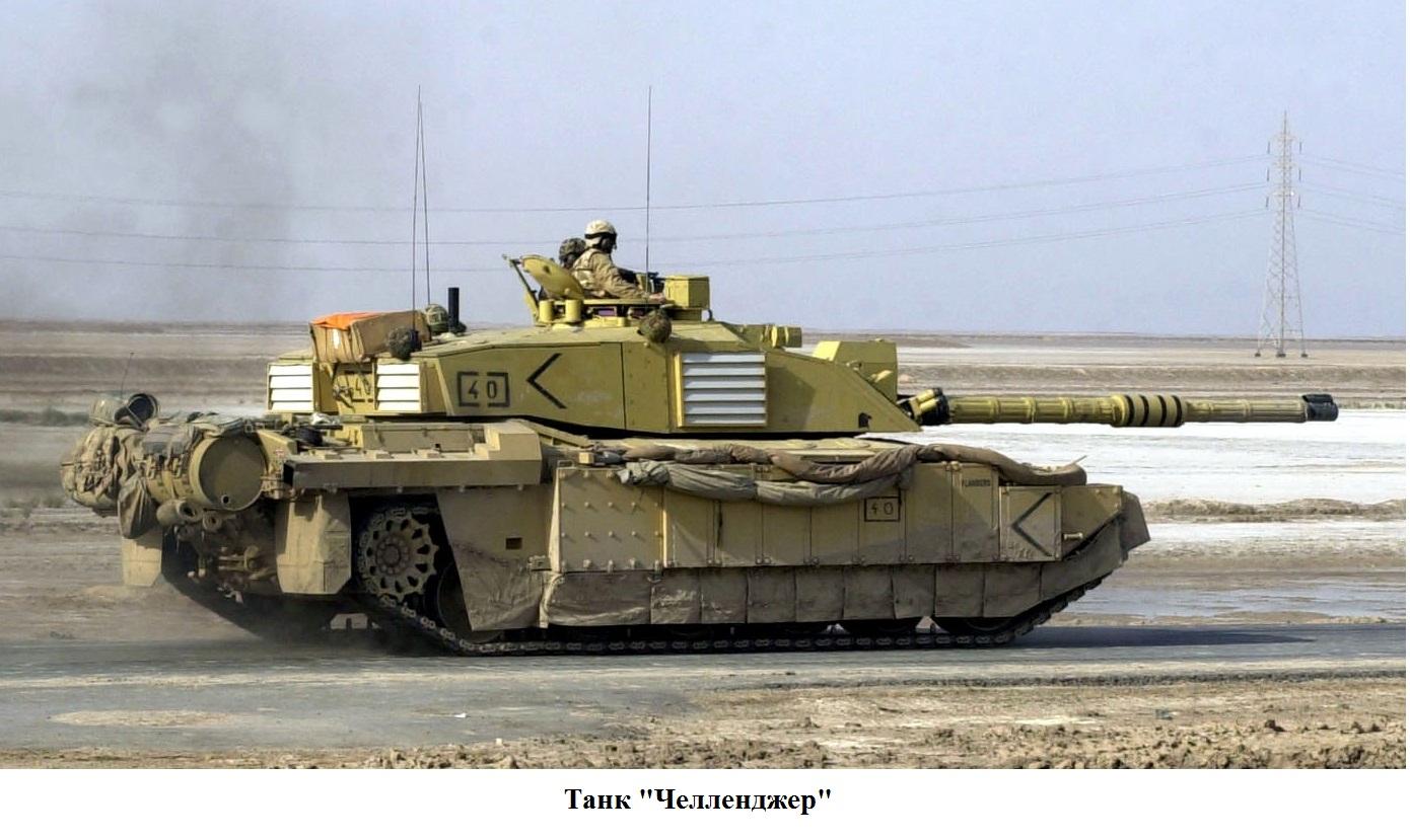 Современный танк символ боевой