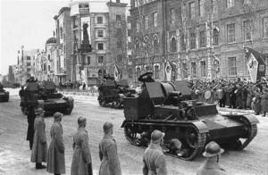 Су-5 парад