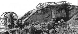 танк Мк-1