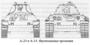 А-20 и А-34