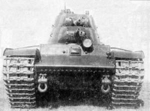 Т-100 на полигонных испытаниях сентябрь 1939
