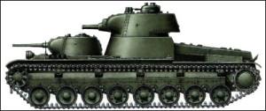 Тяжёлый танк прорыва т-100