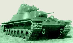 Т-100 на испытаниях