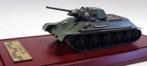 масштабная модель Т-34/76