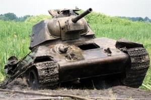 Т-34-76 образца 1943 года