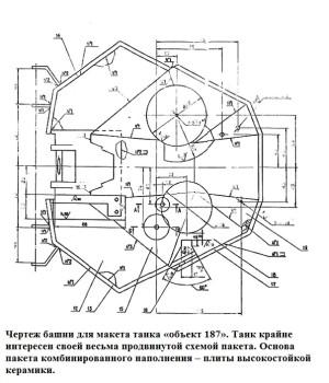 башня объекта 187