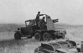 СУ-1-12 в бою
