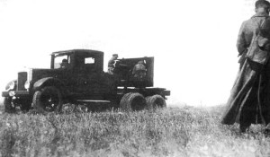 СУ-12 в бою