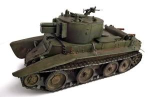 танк БТ-7А
