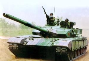 КНР танк Тип 99