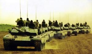 танк Тип 99