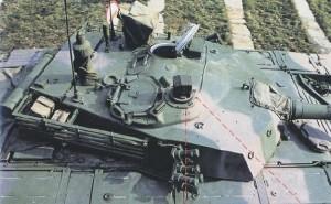 танк Тип 99. КНР
