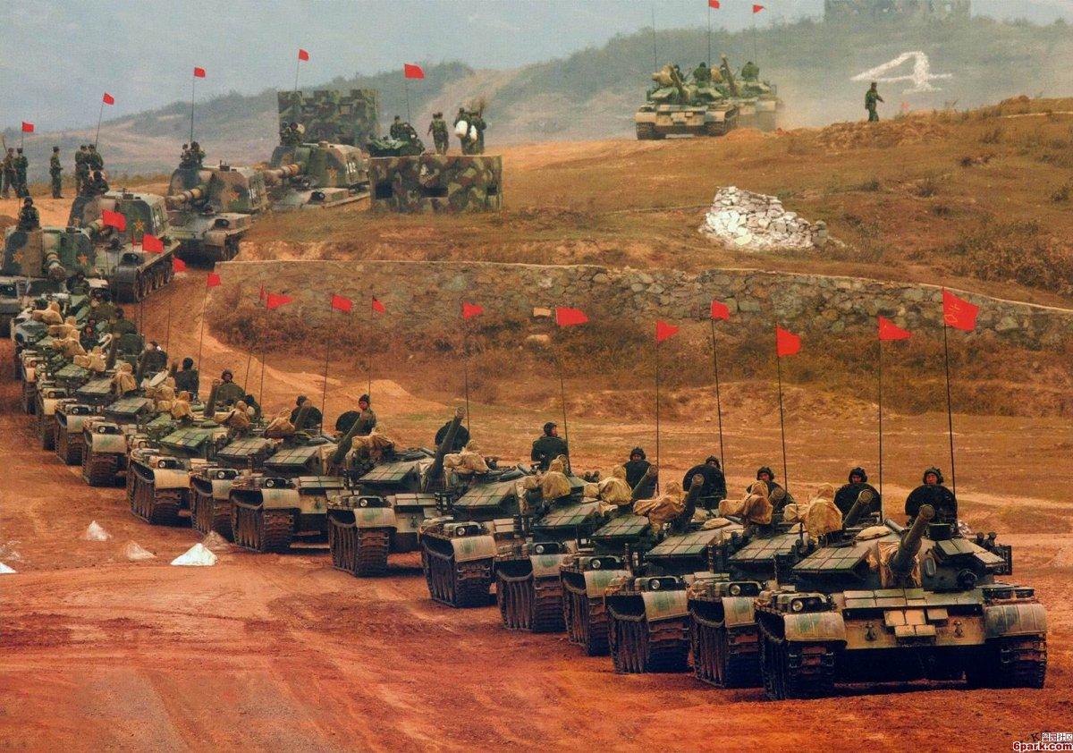 Для противостояния военной экспансии Китая