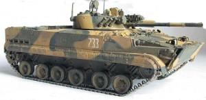 масштабная модель БМП-3